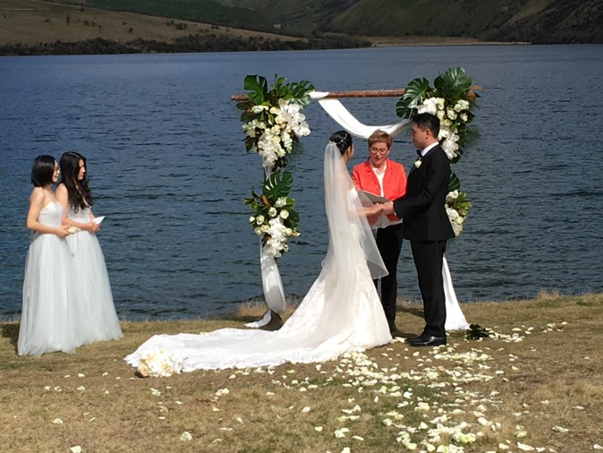 Wanaka Celebrant Services - Weddings